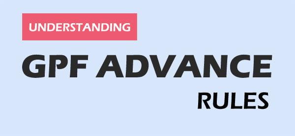 BSNL GPF Advance Rules
