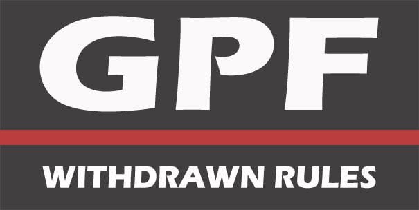 BSNL GPF Final withdrawal Rules