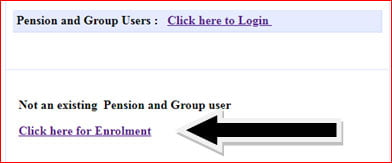 BSNL GTI Enrollment in LIC India login